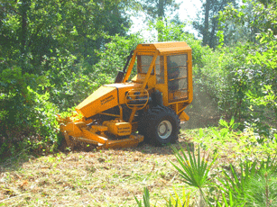 Brushmaster Commercial Land And Brush Clearing Mowers