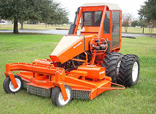 MegaSlopeMaster: The largest commercial land clearing slope mower