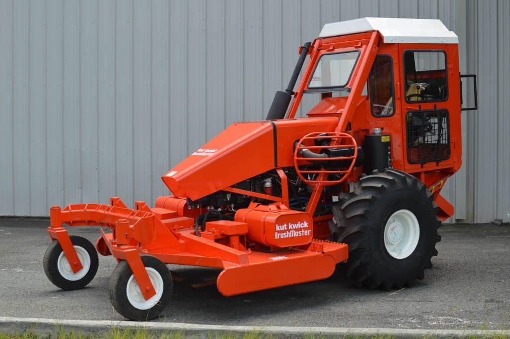 Steep slope mowers for sale, airport slope mowing, mowing services for slopes, grass runway maintenance, airfield