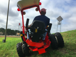Zero turn mowers on hilly terrain, best commercial mower for hills, best zero turn mower, riding mower, lawn mowers